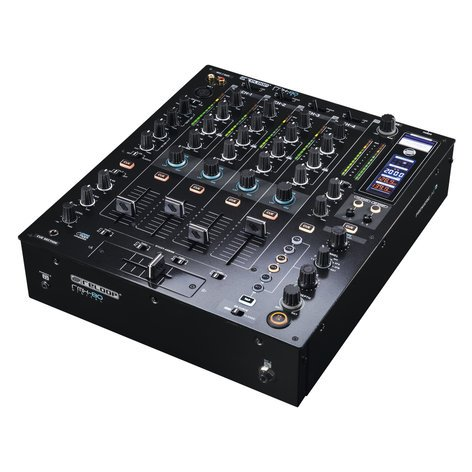 Reloop RMX-80-DIGITAL 4-Channel DJ Mixer with Onboard Effects and USB Hub RMX-80-DIGITAL