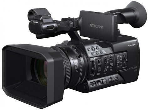 "Sony PXW-X160 1/3"" CMOS Sensor XAVC MPEG HD 422 SxS Memory Card Full HD XDCAM Camcorder with 25x Zoom Lens PXWX160"