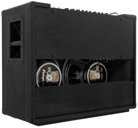 "Orange Amplification Rockerverb 50 MKIII Combo 50W 2x12"" Guitar Tube Combo Amplifier RK50C-MKIII-212"