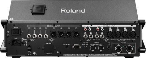 Roland System Group M300-STD 44x26 Digital Mixing System M300-STD