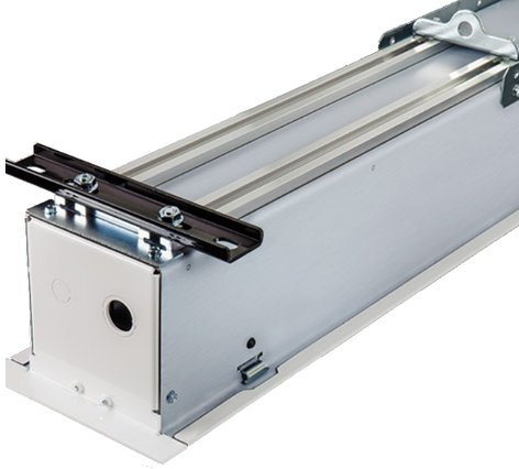 """Draper 140036QL  109"""" 16:10 Format Access FIT/Series V with Quiet and Low Voltage Motor 140036QL"""