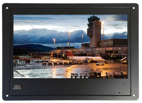 """ToteVision LED-1562HDLX 15.6"""" LCD Flush-Mount Monitor with No Front Controls LED1562HDLX"""