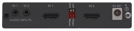 Kramer VS-211HA 2x1 Automatic HDMI Standby Switcher VS211HA