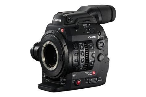 Canon EOS C300 Mark II Cinema EOS 4K Camera System with PL Mount EOS-C300-MKII-PL
