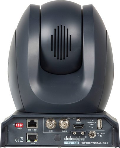 Datavideo Corporation PTC-150 HD/SD-SDI PTZ Video Camera - Black PTC-150