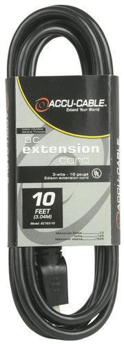 Elation Pro Lighting ELA958/3MPEC 3 Meter Power Extension Cable For ELA958 ELA958/3MPEC