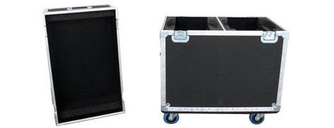 Elation Pro Lighting DRCPLAT Dual Road Case for Platinum Spot 5R DRCPLAT