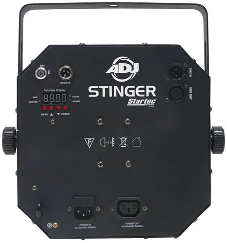 ADJ Stinger 6x 5 Watts LED 3-In-1 Effects Luminaire STINGER