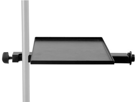 On-Stage Stands MST1000  U-Mount Microphone Stand Accessory Tray MST1000