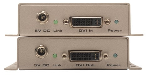Gefen Inc EXT-DVI-1CAT5-ELR DVI ELR Extender Over One CAT5 EXT-DVI-1CAT5-ELR