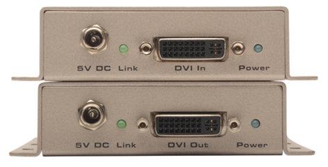 Gefen Inc EXT-DVI-1CAT5-ELR DVI ELR Extender Over One CAT5 EXT-DVI-1CAT5-ELR