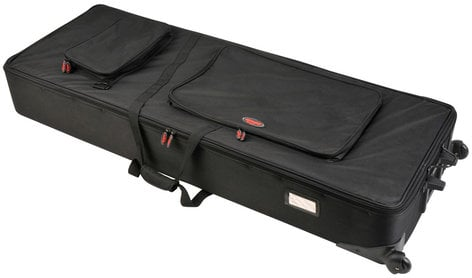 SKB Cases 1SKB-SC88KW Soft Case with Wheels for 88-Note Keyboard 1SKB-SC88KW