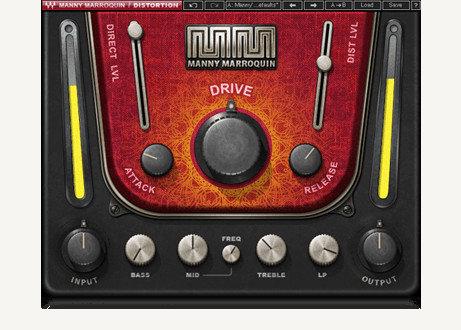 Waves MMSG Manny Marroquin Signature Series Plugin Bundle - EQ, Delay, Reverb, Tone Shaper, Triple D, Distortion MMSG