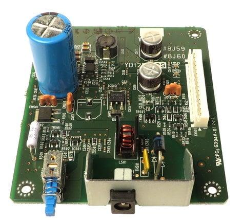 Yamaha WV188500  Power Supply PCB for MOX6 WV188500