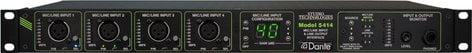 Studio Technologies Model 5414 4 Channel Mic/Line Input, Line Output Analog Audio/Dante Interface MODEL-5414
