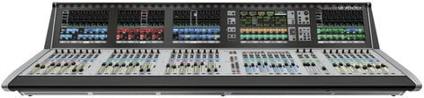 Soundcraft Vi7000 128 Input Digital Mixing Console with 32 Faders VI7000