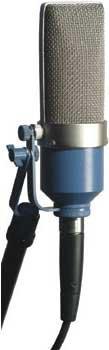 Apex Electronics APEX205 Ribbon Microphone, Compact APEX205