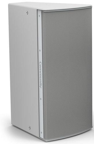 "Community IP6-1122/66 I Series 12"" 2-Way 600W (8 Ohms) Passive/Bi-Amp Installation Loudspeaker in White with 60°x60° Dispersion IP6-1122/66W"