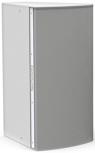 "Community IP6-1152/66 I Series 15"" 2-Way 600W (8 Ohms) Passive/Bi-Amp Installation Loudspeaker in White with 60°x60° Dispersion IP6-1152/66W"