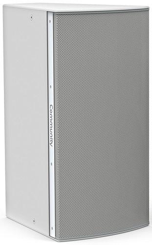 "Community IP6-1152/96 I Series 15"" 2-Way 600W (8 Ohms) Passive/Bi-Amp Installation Loudspeaker in White with 90°x60° Dispersion IP6-1152/96W"