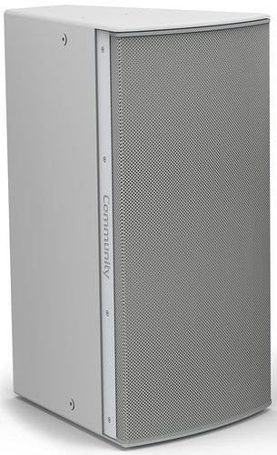 "Community IP8-1122/26 I Series 12"" 2-Way 800W (8 Ohms) Passive/Bi-Amp Installation Loudspeaker in White with 120°x60° Dispersion IP8-1122/26W"
