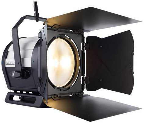 """Litepanels Inca 12 Tungsten LED Fresnel Fixture with 12"""" Lens 906-3003"""