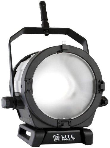 "Litepanels Sola 9 Daylight LED Fresnel Fixture with 9"" Lens 906-5001"