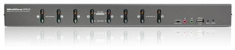 IOGEAR GCS1208KIT1  8-Port Dual Link DVI KVMP Switch Kit GCS1208KIT1