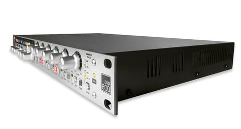 Audient ASP800  8 Channel Microphone Preamplifier and ADC with HMX & IRON ASP800