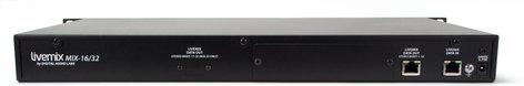Livemix MIX-16 Central Mixer Unit for Livemix Personal Monitoring System MIX-16-LIVEMIX