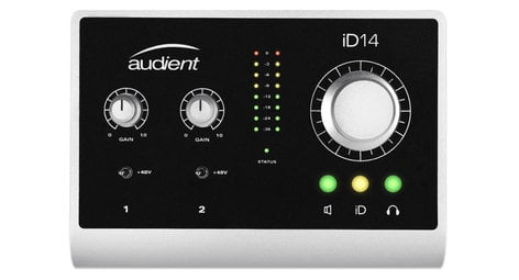 Audient ID14 High Performance USB Audio Interface ID14