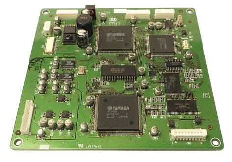 Yamaha WG228500  Digital Main PCB for MIE-3XG WG228500