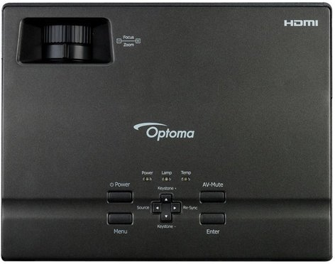 Optoma X304M 3000 Lumens XGA DLP Projector with HDMI with Carry Bag X304M