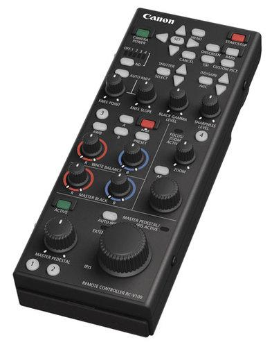 Canon RC-V100 Remote Controller for EOS C-Series Digital Cinema Cameras 9660B001
