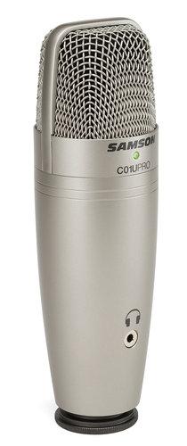 Samson C01U Pro USB Studio Condenser Microphone SAC01UPRO