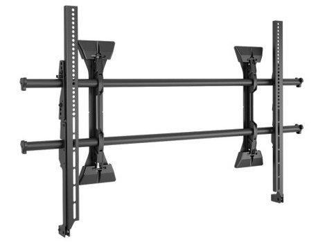 Chief Manufacturing Fusion Series XSM1U Extra-Large Micro-Adjustable Static Wall Display Mount XSM1U
