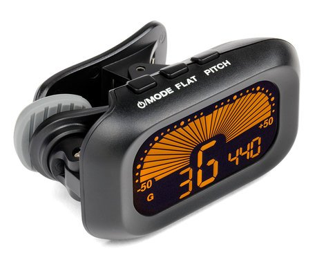 Samson CT16 Clip-On Tuner with LCD Display and Swivel Mount SACT16