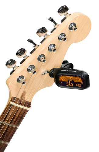 Samson SACT16 Clip-On Tuner with LCD Display and Swivel Mount SACT16