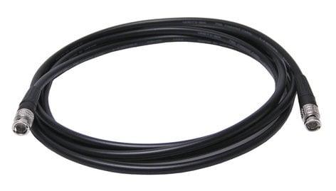 Canare HDSDI-FLEX-005 5 ft Ultra-Flexible HD-SDI Cable with L-4.5CHWS Cable and BCP-B45HW Connectors HDSDI-FLEX-005