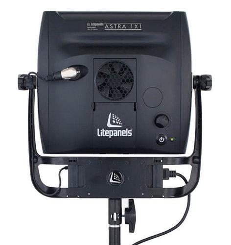 Litepanels Astra 1x1 Daylight Panel 110W Daylight LED Fixture 935-1001