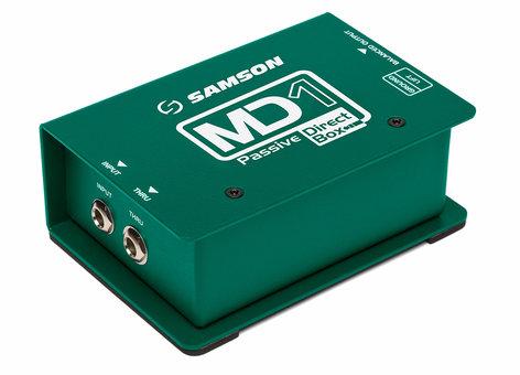 Samson MD1 Mono Passive Direct Box SAMD1