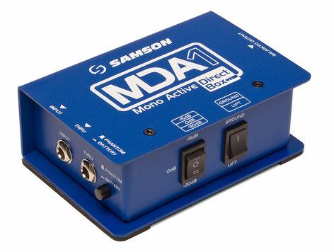 Samson MDA1 Mono Active Direct Box SAMDA1