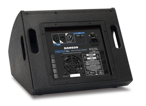 "Samson SARSXM10A 800W 2-Way Active Stage Monitor with 10"" Driver SARSXM10A"