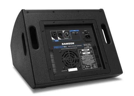 "Samson RSXM12A 800W 2-Way Active Stage Monitor with 12"" Driver SARSXM12A"
