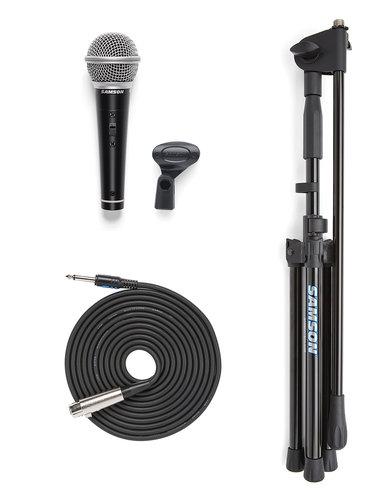 Samson VP10 Microphone Value Pack SAVP10CE
