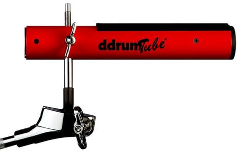 ddrum Trigger Tube Single-Zone Electronic Percussion Pad with Cable TRIGGER-TUBE
