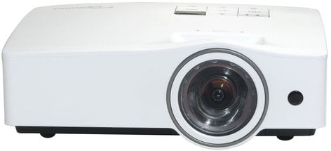 Optoma ZW212ST [MANUFACTURER REPAIRED] 2500 Lumens WXGA LED/Laser Projector ZW212ST-RST-03