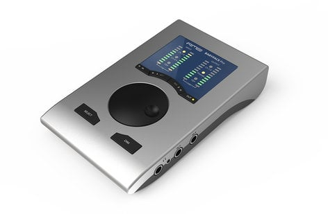RME BABYFACE-PRO Babyface Pro 12x12 USB Audio Interface BABYFACE-PRO