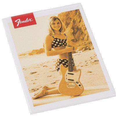 Fender 910-0249-000 Bikini Girl Magnet 910-0249-000