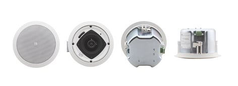 "Kramer GALIL-4-C-W Pair of 4"", 2-way Closed-Back Ceiling Speakers GALIL-4-C-W"
